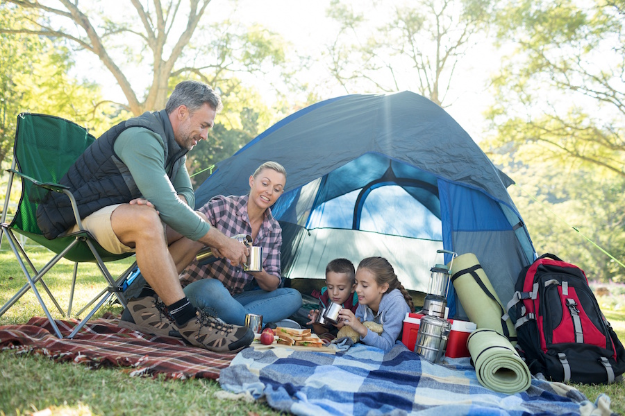 Camping with Kids? Here's What You Should Know